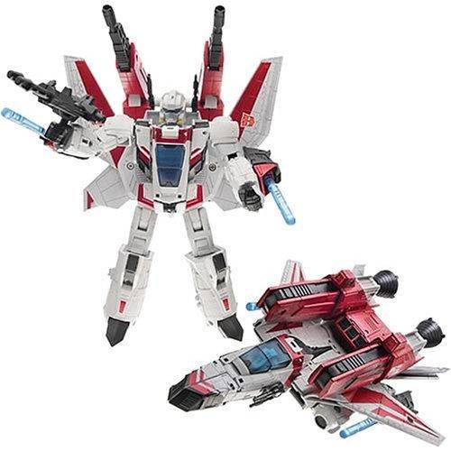 Jetfire - Transformers トランスフォーマー Voyager Classic フィギュア 人形 おもちゃ