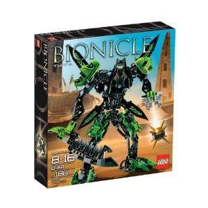 レゴ LEGO 8991 BIONICLE Warriors Tuma バイオニクル ウォリアーズ・テューマ