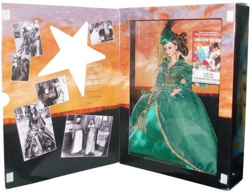 Hollywood Legends Barbie バービー Collection Year 1994 - Scarlett as Barbie バービー Gone With The