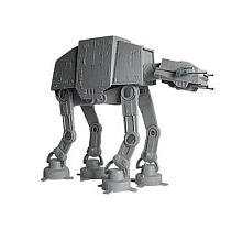 Revell AT-AT Star Wars スターウォーズ Imperial Walker Snaptite Model Kit プラモデル 模型 モデルキ