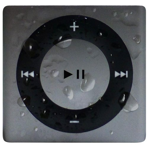 水泳用iPod Shuffle 防水仕様 Underwater Audio Waterproof iPod Mega Bundle  (Space gray)