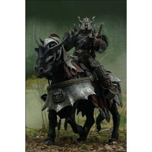 Spawn series 22 Viking Age Thunderhoof and Bloodaxe deluxe boxed set = RARE