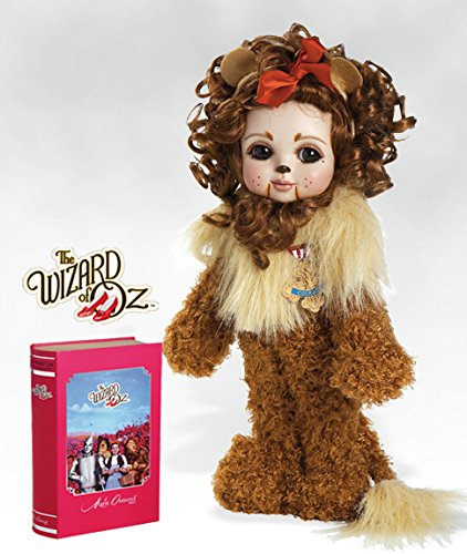 Marie Osmond Doll Adora アドラ Belle - Cowardly Lion, The Wizard Of Oz, 12