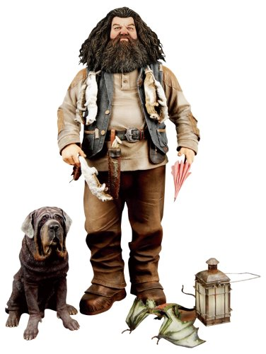 Harry Potter & The Order Of The Phoenix - Action Figure: Hagrid