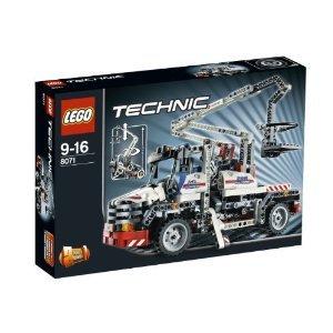 レゴ テクニック バケットトラック 8071