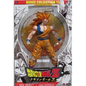 【2018?新作】 Dragonball - Z Figure Movie Collection 10