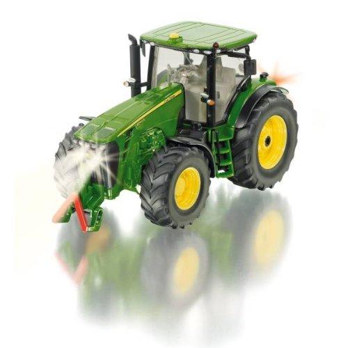 SIKU (ジク) 1:32 John Deere 8345R Tractor ジョンディア トラクター Controlラジコン 6881