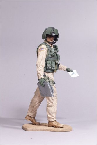 McFARLANES MILITARY シリーズ3 【ARMY HELICOPTER CREW CHIEF】