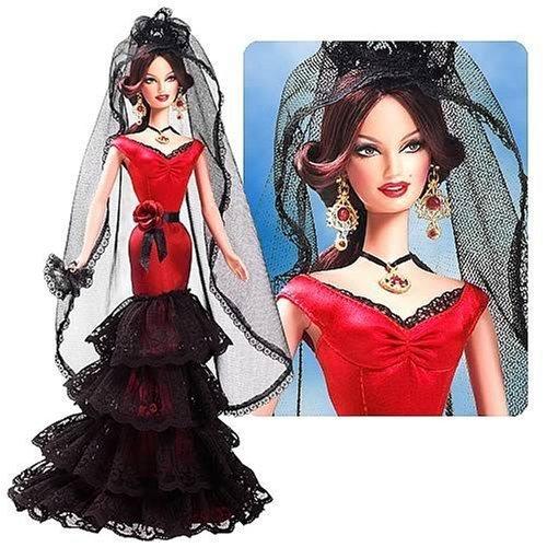 Barbie バービー Spain Barbie バービー Doll 人形 ドール