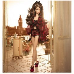 Barbie バービー Fashion Model Collection: Highland Fling Barbie バービー Doll 人形 ドール