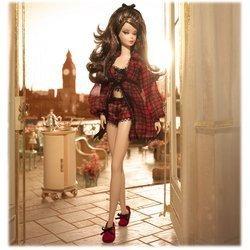Barbie バービー Fashion Model Collection: Highland Fling Barbie バービー Doll 人形 ドール