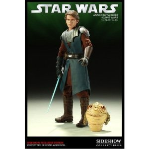 Sideshow Collectibles Star Wars スターウォーズ Deluxe 12 Inch Action Figure フィギュア Clone Wars