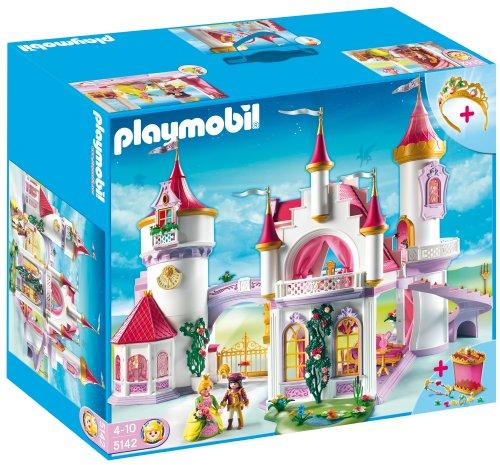 playmobil(プレイモービル) Fairy Tale Princess Castle/お姫さまのお城【5142】