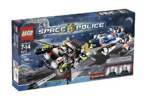 LEGO (レゴ) Space Police Hyperspeed Pursuit (5973) ブロック おもちゃ