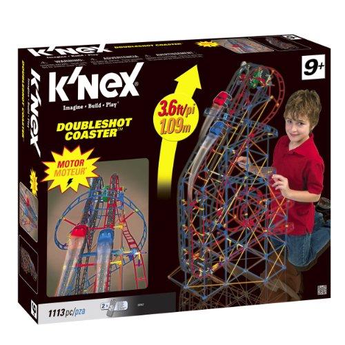 K'NEX・ケネックス ダブルショット・ダブルドロップ・コースター