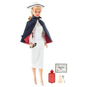 BARBIE - My Favorite Career - キャリアバービー 看護婦バービー Vintage Registered Nurse Barbie Doll