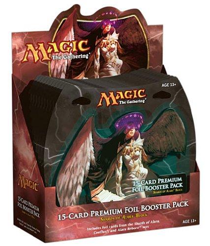 マジック:ザ・ギャザリング アラーラブロック プレミアムフォイルブースター BOX 英語版