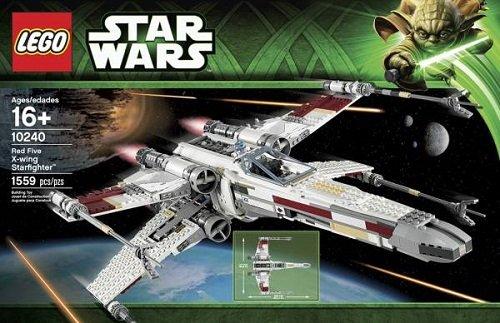 レゴ LEGO 10240 スター・ウォーズ X-ウイング・ファイター 日本未発売