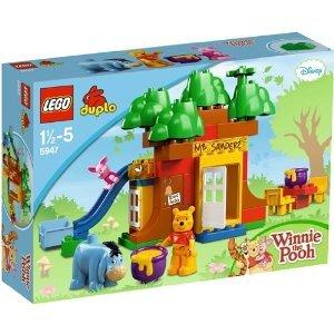 レゴ デュプロ プーさんのおうち 5947 Winnie the Pooh