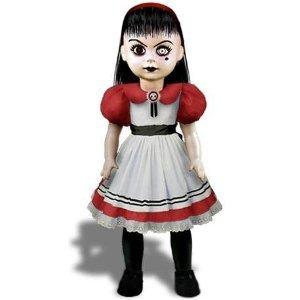 Mezco ※ラッピング ※ Toyz Living Dead Dolls Alice 送料0円 Sadie as Figure Wonderland In