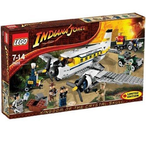 Lego (レゴ) Indiana Jones (インディジョーンズ) Peril in Peru 7628 ブロック おもちゃ