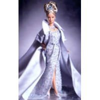 1999 Barbie バービー Collectibles - Barbie バービー 40th Anniversary - Crystal Jubilee Barbie バー