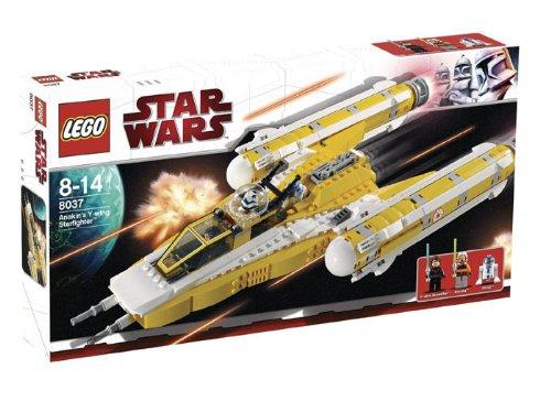 ・LEGO レゴ 8037 SW スターウォーズ アナキンのY-ウイングスターファイター