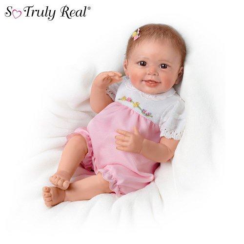 Emma Realistic Baby Doll by Ashton Drake アシュトンドレイク 人形 ドール