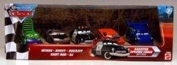 カーズ ダイキャスト (1:55 スケール) 5-パック Radiator Springs 131116fnp