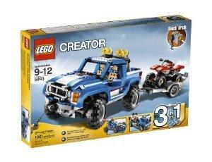 LEGO (レゴ) Offroad Power 5893 ブロック おもちゃ