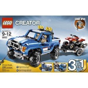 レゴ クリエイター・オフロード 5893 LEGO Offroad Power 5893