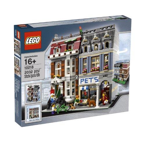 レゴ クリエイター・ペットショップ 10218