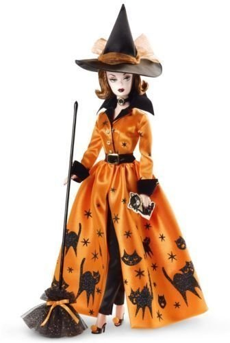 Barbie バービー Doll Fan Club Exclusive Halloween Haunt Gold Label 人形 ドール