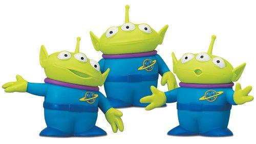 Toy Story 3 Space Aliens 3 Pack トイストーリー3 スペース エイリアン 3パック [】