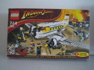 Lego (レゴ) Indiana Jones (インディジョーンズ) 7628 Peril In Peru 限定品 ブロック おもちゃ