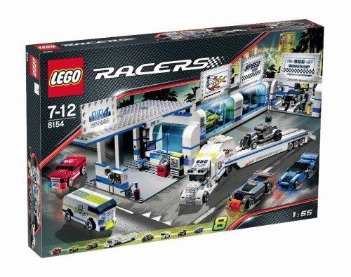 レゴ レーサー Lego 8154 Brick Street Customs