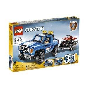 Lego (レゴ) Creator Offroad power Style# 5893 ブロック おもちゃ