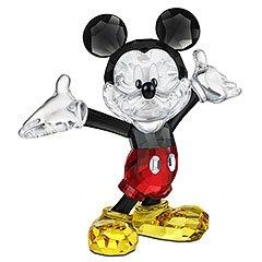 スワロフスキー Swarovski クリスタル #1118830 ディズニー ミッキーマウス Disney Mickey Mouse