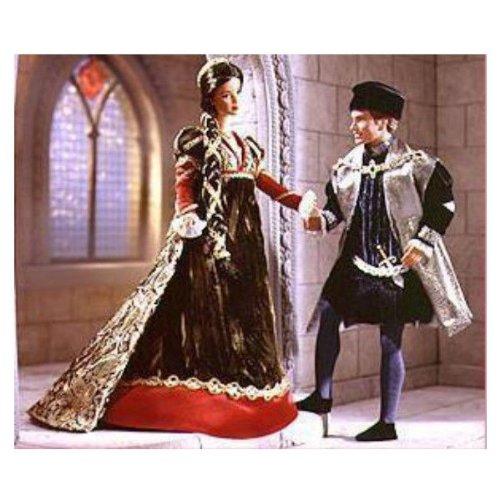 2019年激安 ロミオとジュリエット Barbie Ken and Barbie as Romeo & Juliet Juliet Romeo バービーフィギュア人形 1/6, SmartBuyGlasses:5a73ada5 --- canoncity.azurewebsites.net