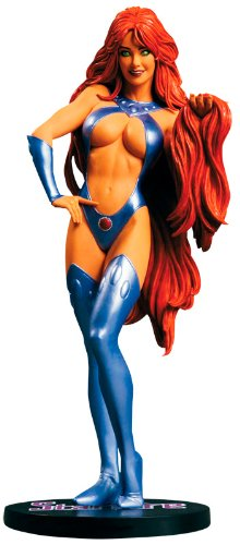 Cover Girls Of The DC Universe - Statue: Starfire