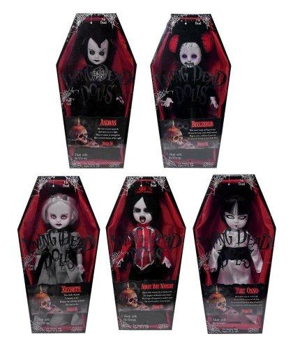 Mezco - Living Dead Dolls Series 24 Case 27 cm (5) 人形 ドール