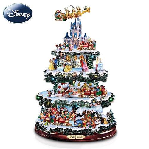 Wonderful World Of Disney ディズニークリスマスツリー