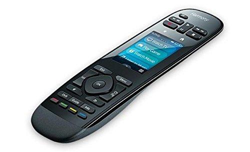 ロジテック Logitech Harmony Ultimate Remote  カスタマイズ可能なタッチスクリーン+RF Control - Bla