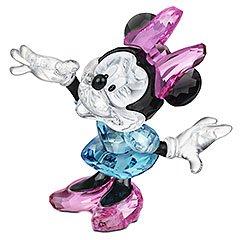 スワロフスキー SWAROVSKI クリスタル フィギュア ミニーマウス Disney(ディズニー) 1116765
