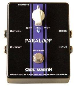 Carl Martin マーティン Paraloop Single Parallel Loop Box with Mix Control