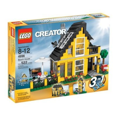 LEGO? Creator Beach House (4996) おもちゃ