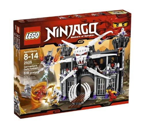 LEGO Ninjago Garmadonのダーク要塞2505