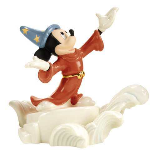 LENOX(レノックス)社製 白磁フィギュア 『ミッキーズ ビックドリーム』 ミッキーマウス&フレンズ ディ
