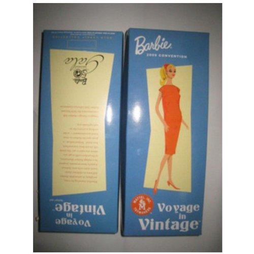 2009年モデル  ボヤージインビンテージ Voyage in Vintage バービーフィギュア人形 1/6