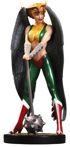 Cover Girls Of The DC Universe - Statue: Hawkgirl